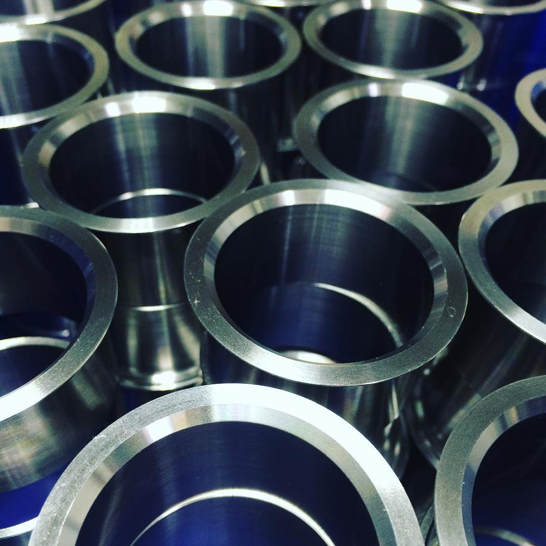 Machined Parts: 304 Stainless Steel Weld Flanges